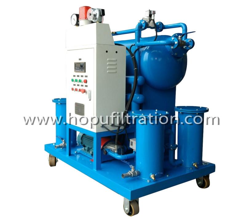 Vacuum Hydraulic Oil Filtration Machine