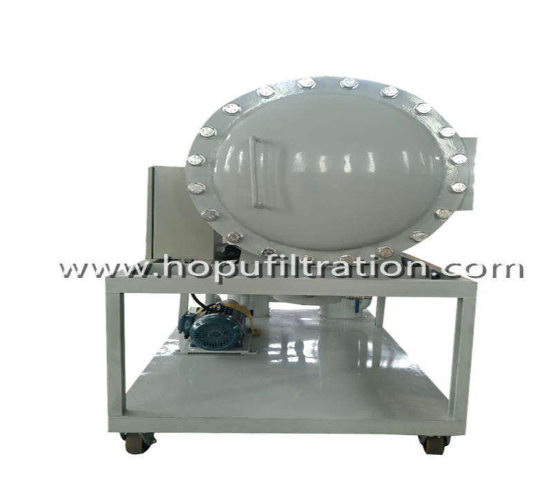Light Diesel Oil Purifier,Gasoline Oil Moisture Separator Unit