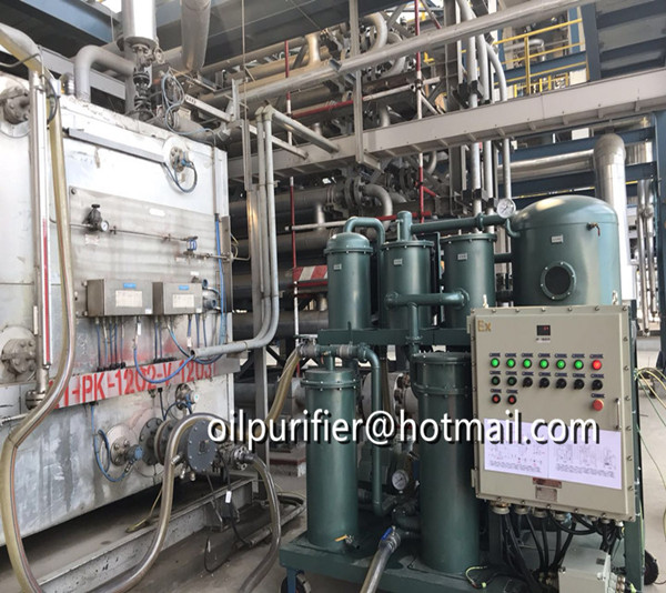 Onsite Working Vacuum Hydraulic Oil Purifier,Lubricant Oil Purification Equipment