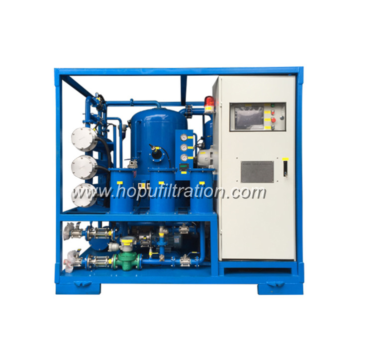 Transformer Oil Regeneration Machine