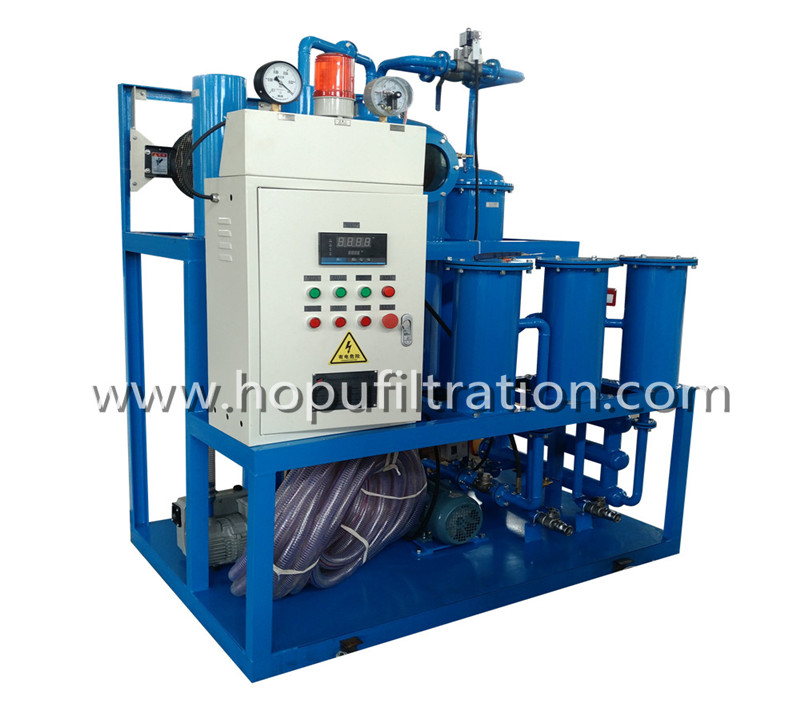 Lube Oil  Purification Machine