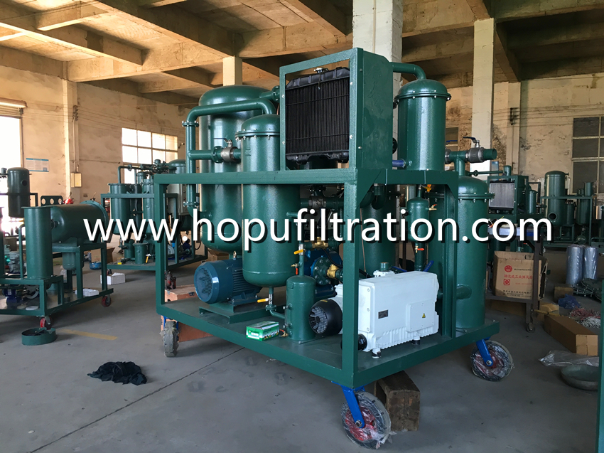 End year Hot sale Lubricant Oil Purifier