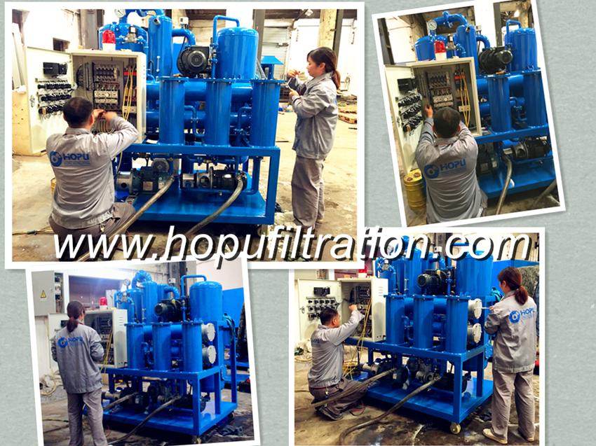 Used Transformer Oil Regeneration
