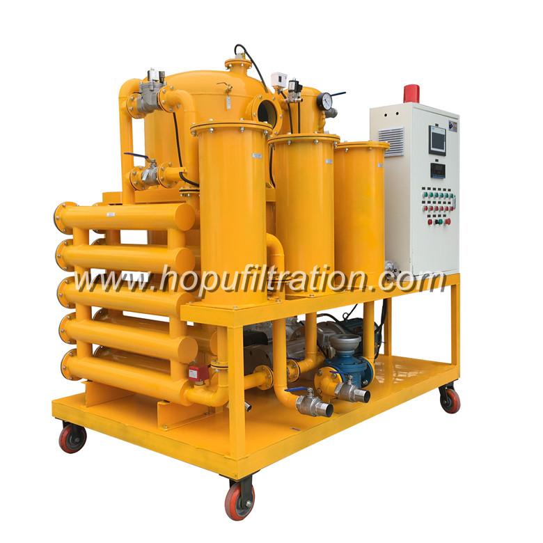 Oil Purification Machine