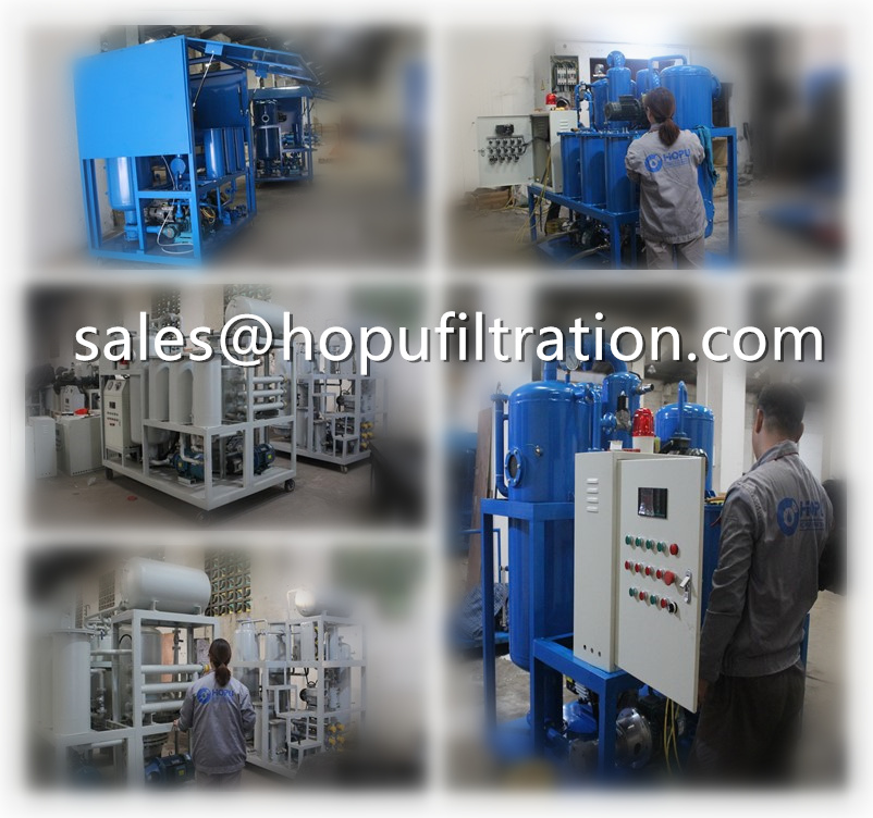 Hot Sale! Oil Purification Unit, Used Oil Filtration System