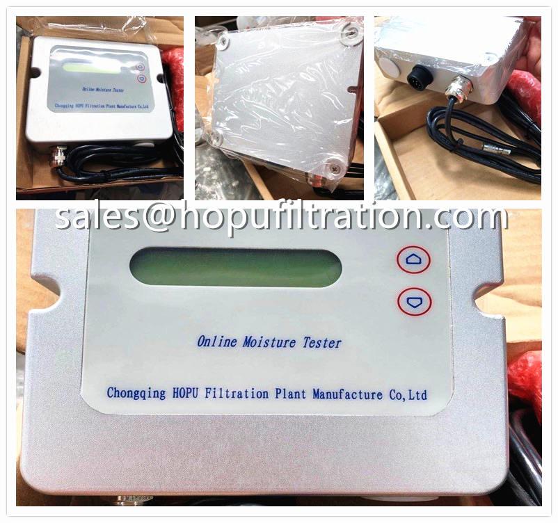 Online Oil Moisture PPM Tester