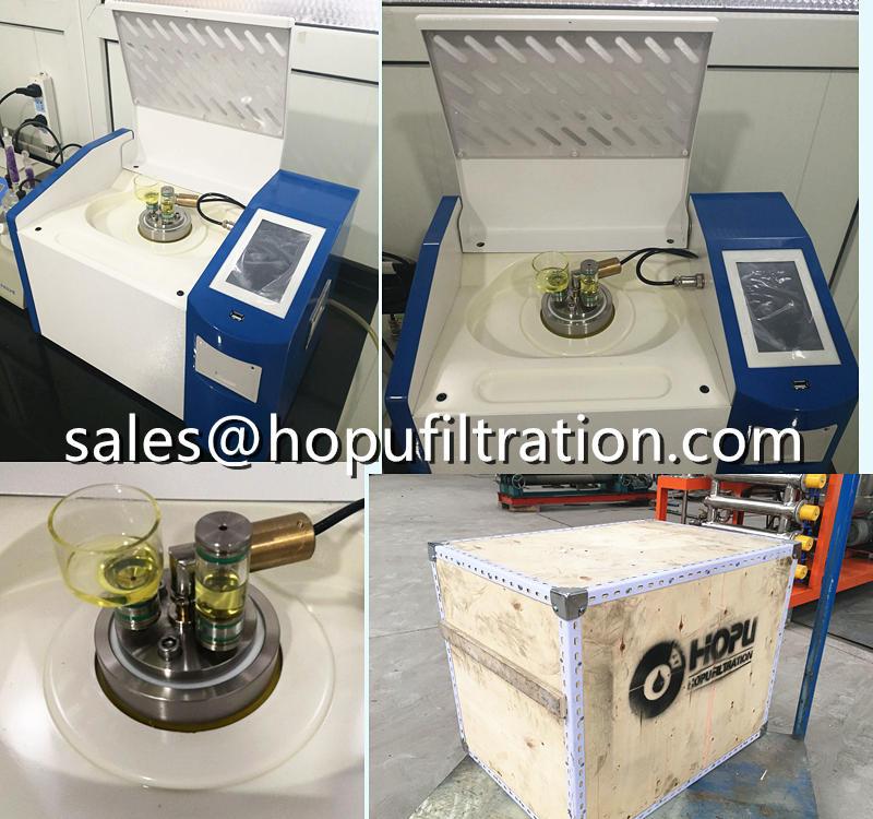 transformer oil tan delta analyzer