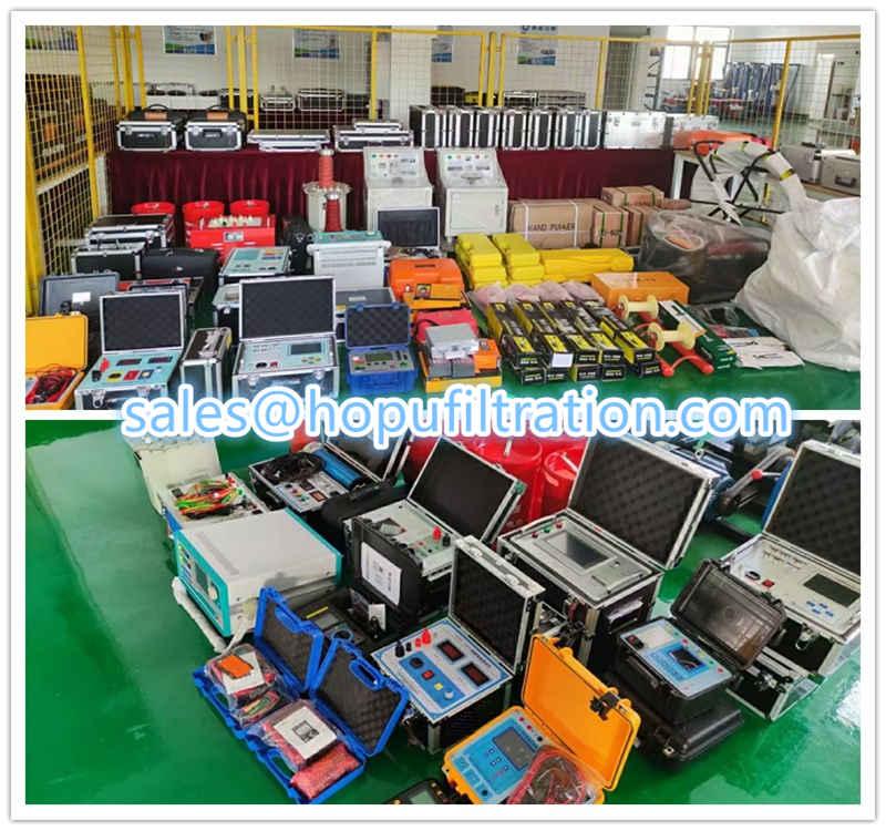 Hot Sale ! Oil Testing Equipment