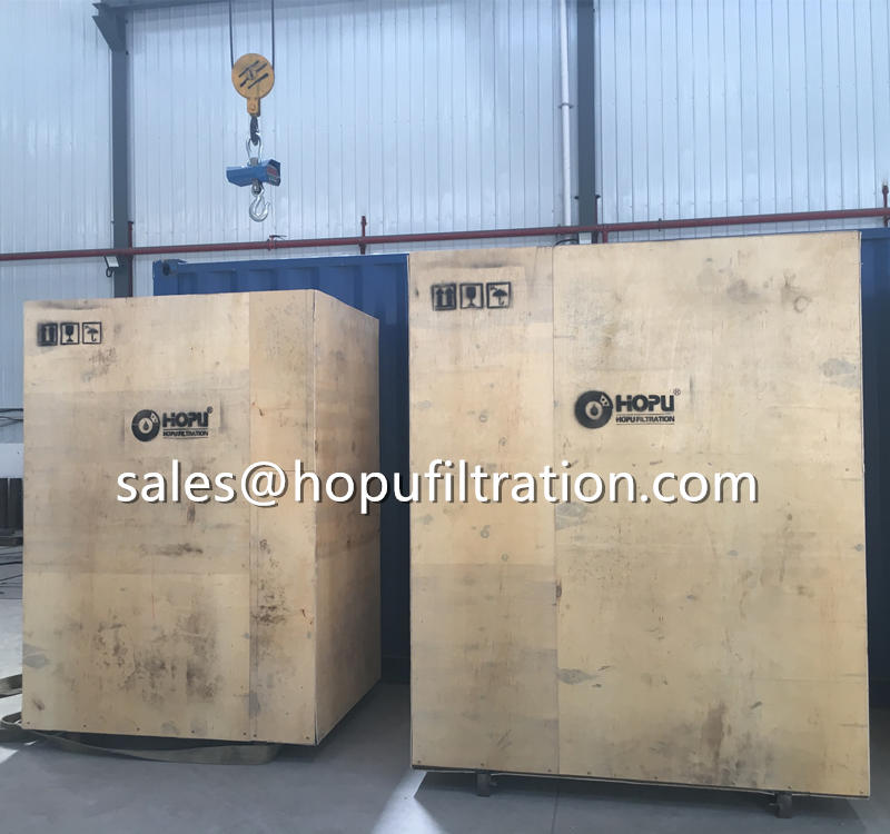 packing hydraulic oil purifier.jpg