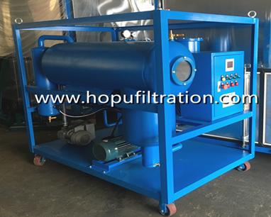 cable oil filtration machine for delivery