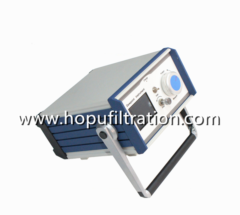 Gas Dew Point Detection Instrument/Trace Water Content Tester