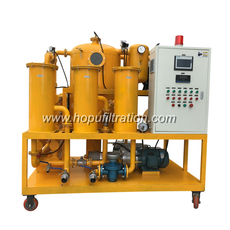 Transformer Oil Regeneration Treatment