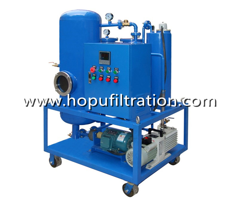 Oil filter -- a good helper for industrial waste oil purification