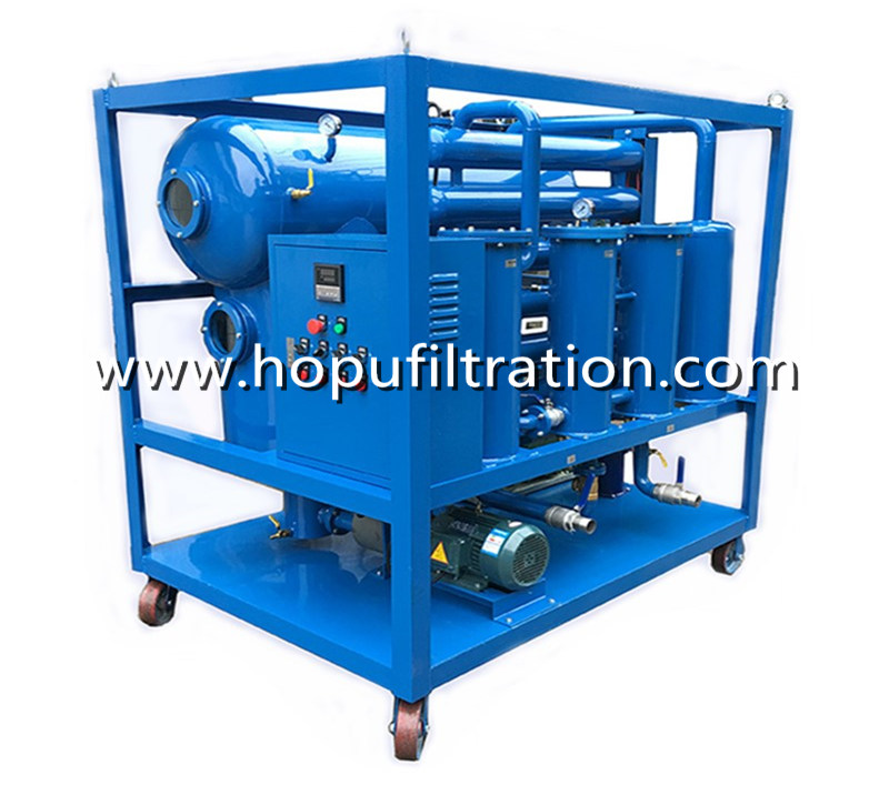 Cable Oil Degasifier, Switchgear Oil Purification Plant