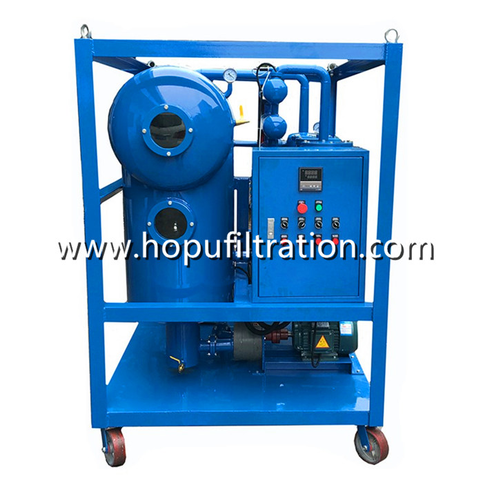 [Oil Purifier For Sale China]How To Choose Vacuum Oil Purifier?