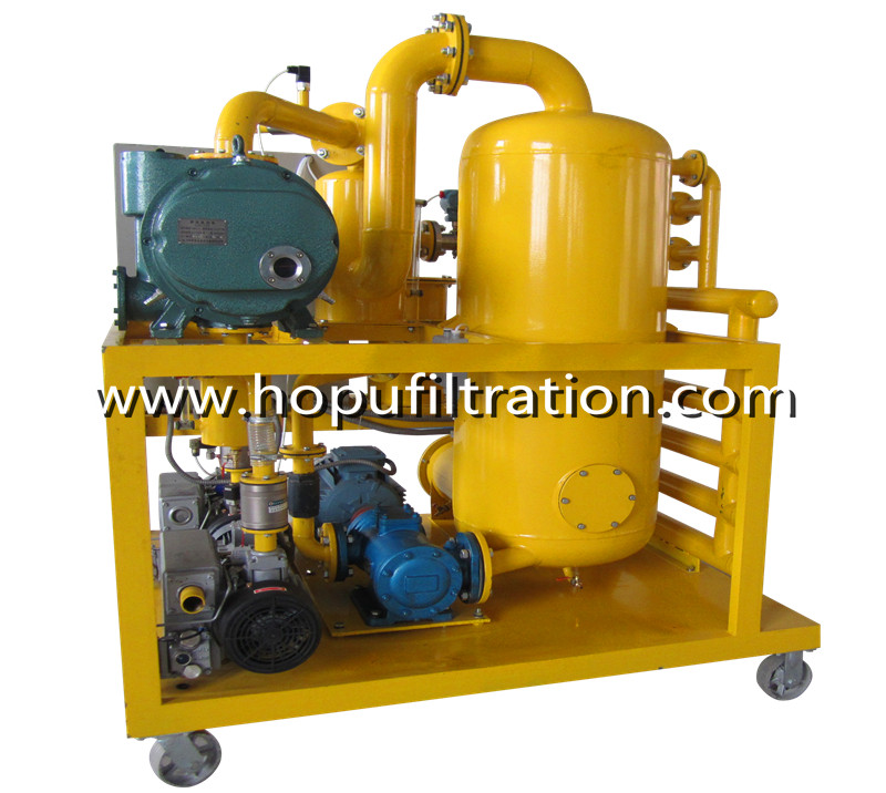 Oil Purifier Machine Exporter China