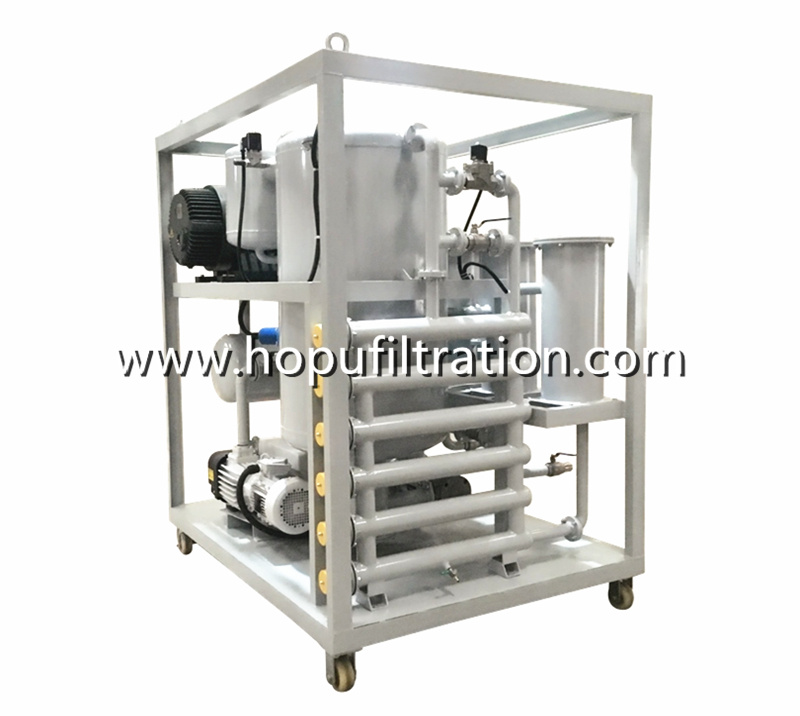 FR3 Vegetable Transformer Oil Filtration Plant, Silicon Oil Purifier