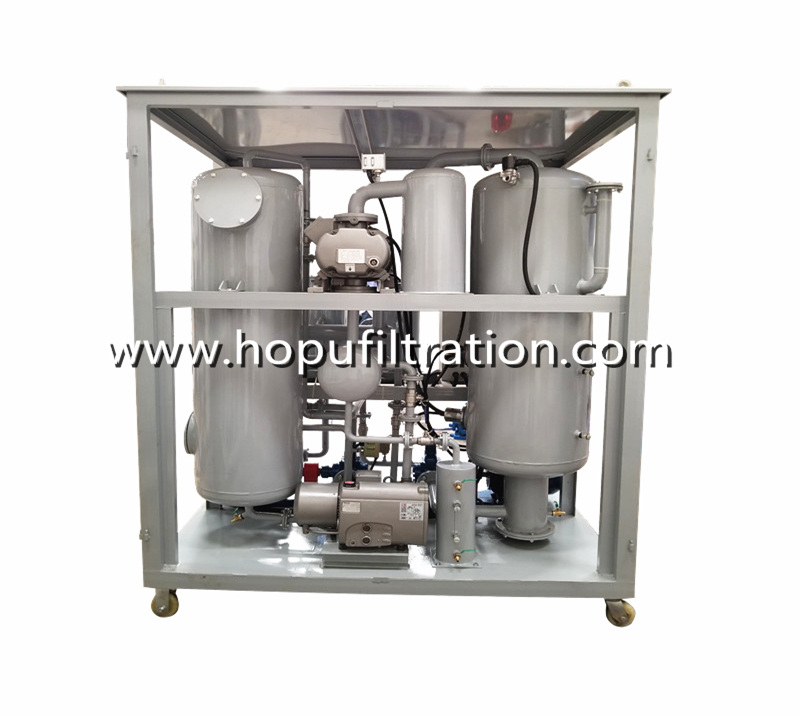Fuller's earth Transformer Oil Regeneration Plant,Transformer Oil Decolorization Module