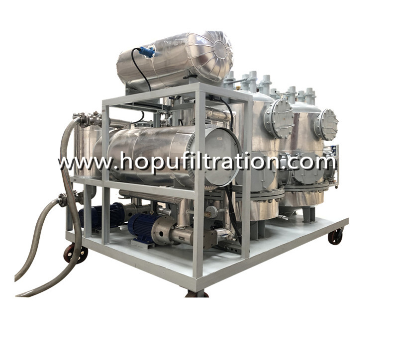 Solid Palm Oil Treatment Plant,Cooking Oil Decolorization  and regeneration System,