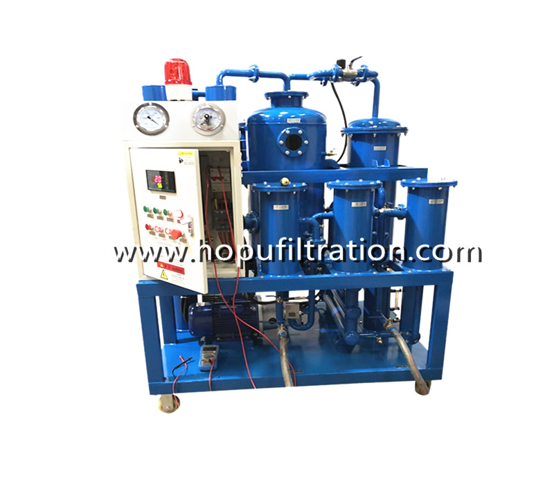Hydraulic Oil Recycling System, Vacuum Dehydration Unit