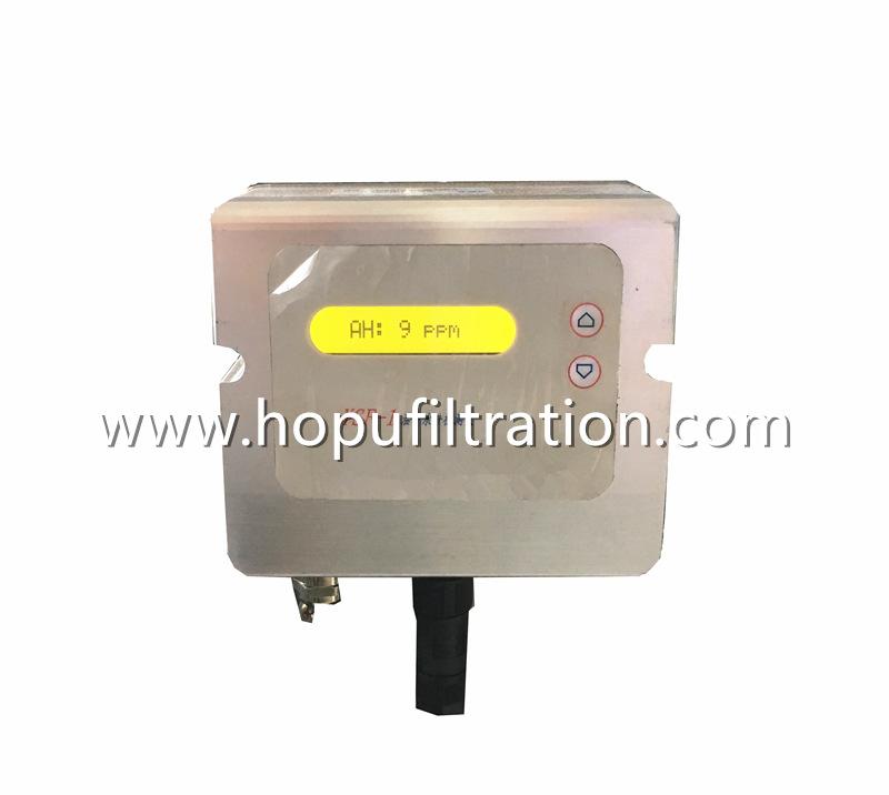 Online Oil Moisture Tester,Water in Oil PPM Meter
