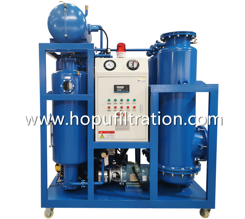 Transformer Oil Regneration Plant, Insulation Oil Reclamation Unit with Fuller's Earth