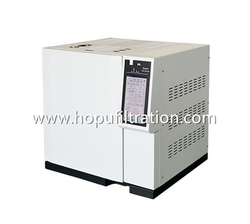 Transformer Oil Gas Chromatography Analyzer