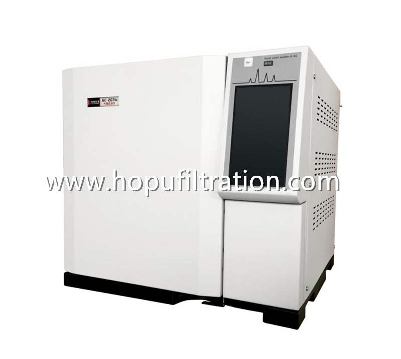Transformer Oil Gas Chromatography Analyzer