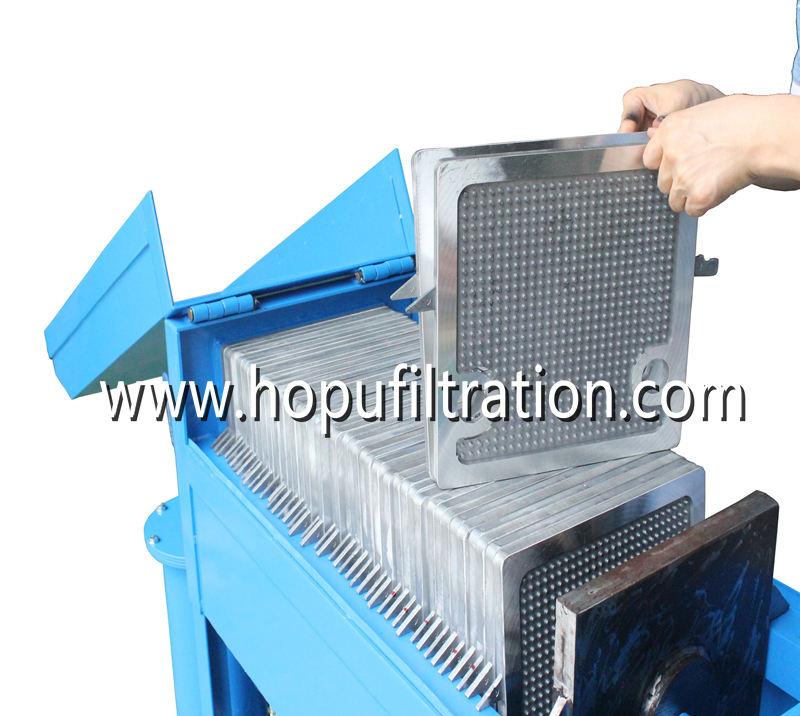Waste Lube Insulation Oil Pressurized Filtering machine