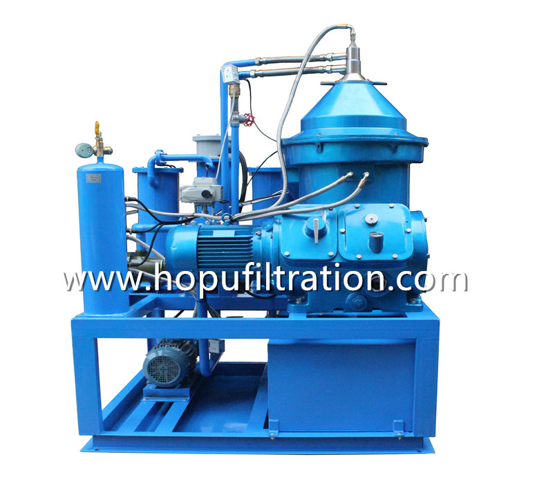 Disc Type PLC Centrifugal Oil Purifier,Centrifuge Oil Separator